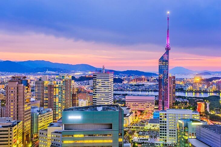 Fukuoka - Japan